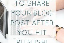 Blog Tools and Tips