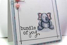 Cards - Baby / by Kristine Kubitz Fossmeyer