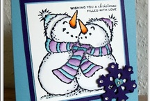 Cards - Christmas / by Kristine Kubitz Fossmeyer