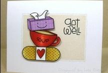 Cards - Get Well / by Kristine Kubitz Fossmeyer