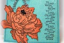 Cards - Inspirational / by Kristine Kubitz Fossmeyer