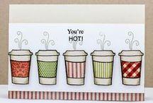 Cards - Coffee/Tea / by Kristine Kubitz Fossmeyer
