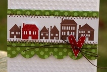 Cards - Home / by Kristine Kubitz Fossmeyer