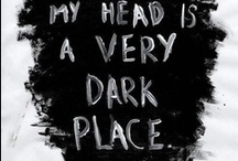 The storm inside my head.... / A constant struggle but I'm still here :-) / by 🌹Sharon🌹