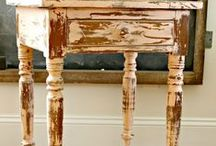 REDONE BY REDOUX / Furniture, Home Decor, DIY and crafts.  All things old and restored.  Many things headed for the trash.  Hope you enjoy. REDOUXINTERIORS.COM FACEBOOK: REDOUX