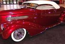 A World Of Wheels / Wheels of all types - I love them all. Especially classic.  / by Jo Scott