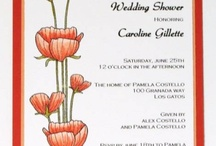 Invitations / by Aida Arguelles