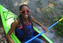 Recreation / The ACA promotes paddlesports as a great addition to a healthy, active lifestyle!