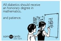 Diabetes Humor / Light-hearted images of diabetic situations.