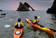 Places to Paddle / Where do you want to go? We have a few ideas...