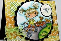 cards - Kiddos / by Kristine Kubitz Fossmeyer