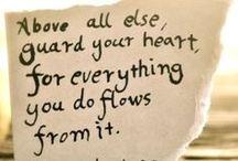 Quotes I love! / by Ellen Walker