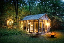 Travel Wisconsin: Cabins / From rustic to luxurious, with warm, crackling fires included, Wisconsin cabins and cottages are sure to provide year round fun for travelers of all kinds. Whether you're looking for a special spot in the woods, by the water, on a bluff, or near a quaint little town, Wisconsin has the perfect place set aside just for you.