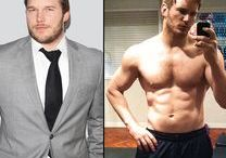 Celebrity Fitness and Weight Loss / Celebrity Fitness and Weight Loss