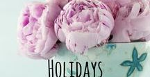 Holidays- Fall