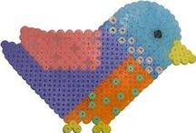 Perler/Hama Beads / by Audrey Sales Ward