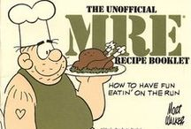 Military cookbooks / by Operation We Are Here ~ Military Resources