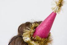 Hats & headwear / by Gail @ Joyforroses