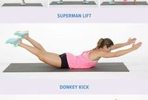 Fitness / Workouts, Fitness, and Health Tips