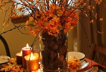 Thanksgiving & Fall  / Gobble Gobble...  / by Sarah Wood