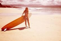 Surfers / Surfing's influencers...out of the water. / by The Inertia