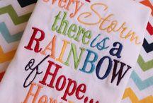 Madeline- Our Little Rainbow