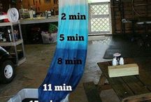Fabrics : prints, paints, dye, bleach