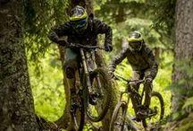 Mountain Biking / THERE ARE THOSE WHO JUST BIKE, AND THOSE WHO LIVE TO BIKE.