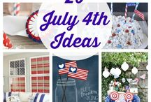 Holidays - 4th of July