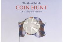 £2 (Two Pound) coins / The first base metal £2 coin was issued in the UK in 1986. After a review of the coinage in 1994, it was clear there was a requirement for a general circulation £2 coin, which was eventually launched on 15 June 1998.    / by The Royal Mint