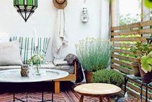 project: backyard living / by Caz