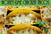 Recipes - Taco Night