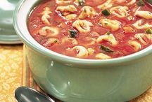 Recipes - Soup's On