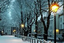 winter / My winter bliss / by Marissa Green