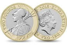 2015 UK Coins / A look at the UK coins for 2015 : commemorative and circulating / by The Royal Mint