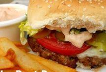 Recipes - Burgers, Mac & Cheese, and the Basics