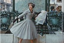 40's and 50's Fashion / 1940's and 1950's fashion