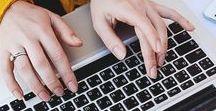 Blogging Tips, Tricks, & Ideas / Helpful hints, tips, and tricks to make blogging easier!