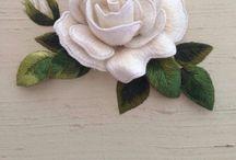 Embroidery: stumpwork