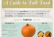 Fall Eating / Fall is a wonderful time of year to hit the farmer's markets and EAT LOCAL. Follow this board for local eating guides, all kinds of apple recipes, and nutritious resources.