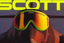 Vintage SCOTT Ads & Catalogues / Throwback to SCOTT's heritage of continuously progressing technology and design in sports.