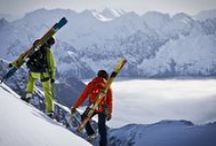 Our SCOTT Ski Touring Men's gear