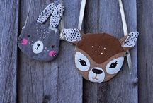 Kids : bags & pouch inspired