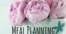 Meal Planning- Printables