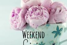 Weekend Living / Weekend| Family Time| Living For The Weekend| Saturday Challenges| Family Outing| Things to do| Ideas for the weekend| Road Trip| Vacation| Family Vacations