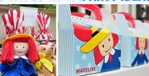 Party Ideas - Madeline