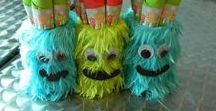 Party Ideas - Monsters