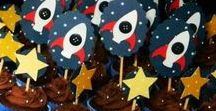 Party Ideas - Space Camp