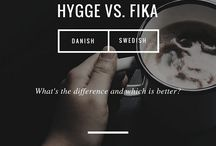 Hygge vs. Fika