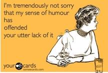 makes me laugh. / by Katie Abela